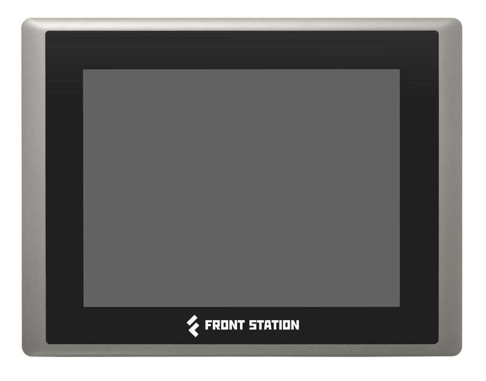 Промышленный панельный компьютер FRONT Station 537.400 купить | Ниеншанц-Автоматика