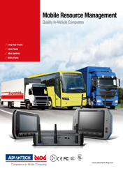 Advantech. Mobile Resource Management Brochure