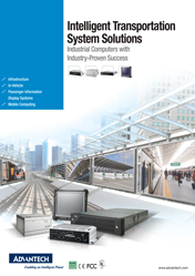 Advantech. Intelligent Transportation System Solutions