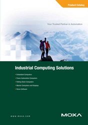 Каталог MOXA Industrial Computing Solutions 2011