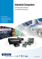 Advantech. Industrial Computers