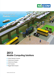 NEXCOM. Mobile Computing Solutions