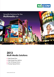 NEXCOM. Multi-Media Solutions