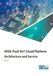 "Каталог Advantech  ""WISE-PaaS IIoT Cloud Platform Architecture and Service"""