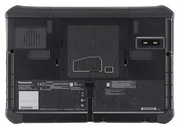 Panasonic Toughbook CF-D1 mk2